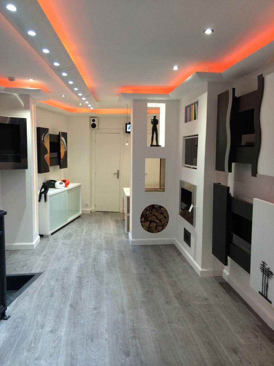 Nouveau Showroom Ignisial, 97 Boulevard Lefèbvre, Paris 15ème !