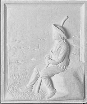Cette pièce est issue d'une collection comptant douze autres réalisations, louant la beauté des miniatures ayant fait la gloire des objets bretons. Intemporels, ils se marient aussi bien dans à votre bureau qu'à votre chambre !