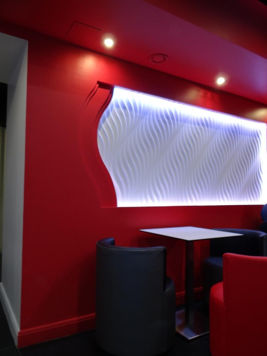 Parement Ondes ou CL12, un must de Staff décor ! http://www.staffdecor.fr/habillages-muraux-et-parements/panneaux-grandes-dimensions/983-ref-cl12.html