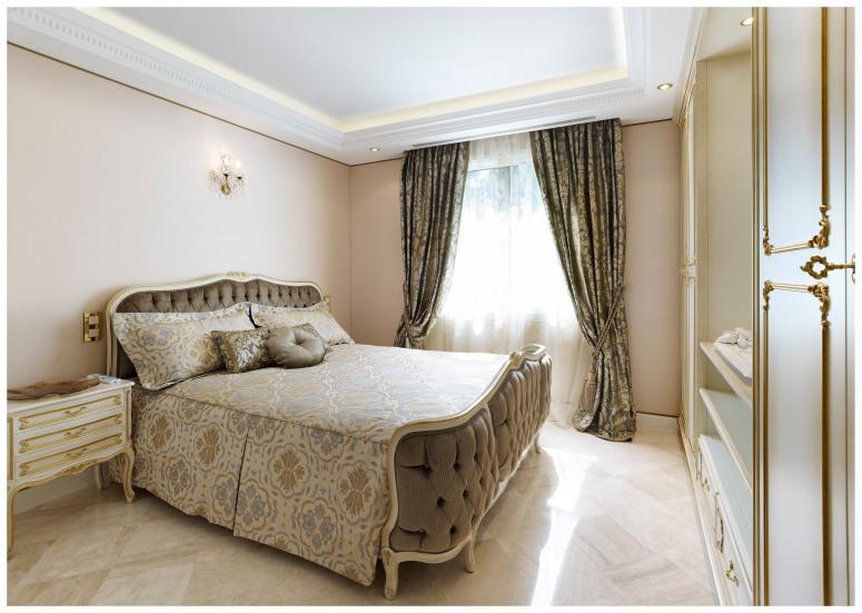 Chambre d'invités, Villa Dell' Arte