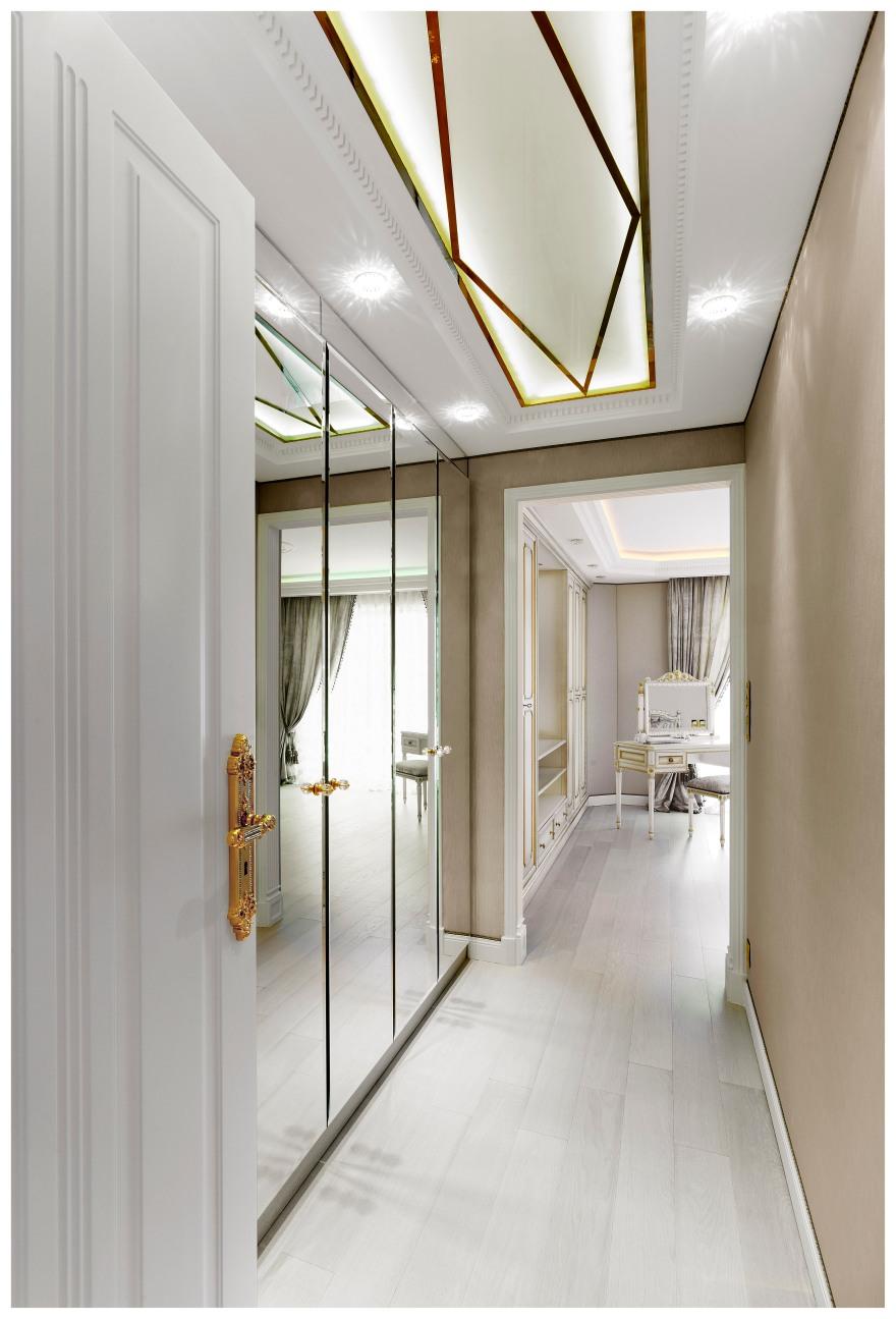 Vestibule chambre parentale, Villa Dell' Arte.